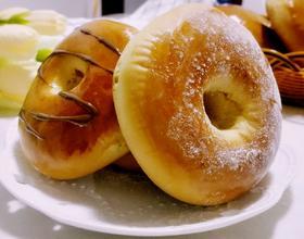 面包甜甜圈