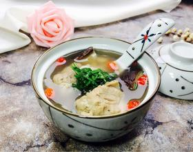 香菇排骨汤煲[图]
