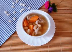 白扁豆龙骨汤