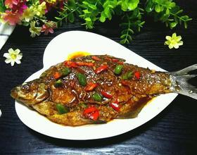 五彩茄汁鱼