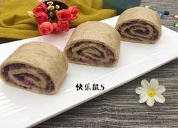 黑豆浆紫甘蓝肉龙