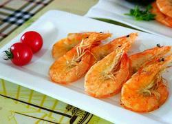 盐焗北极鲜虾