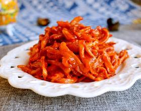 朝鲜族萝卜条咸菜[图]