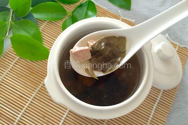 金线莲猪肉汤