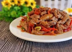 萝卜泡菜牛肉