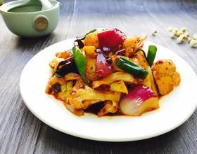 干锅蔬菜[图]
