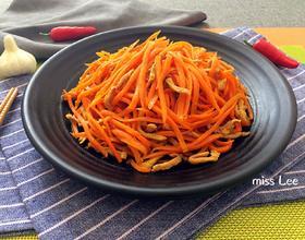 胡萝卜肉丝[图]