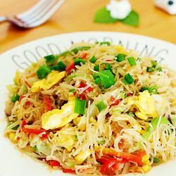 兴化炒米粉