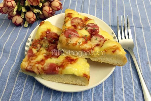 DIY披萨