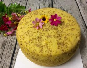 南瓜泥电饭锅蛋糕