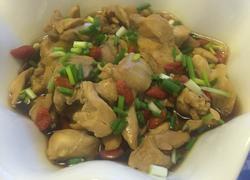 嫩滑香菇蒸鸡腿肉