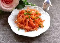 番茄酱土豆丝