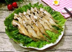 椒盐香煎马面鱼