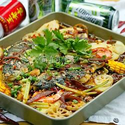 重庆麻辣烤鱼的做法[图]