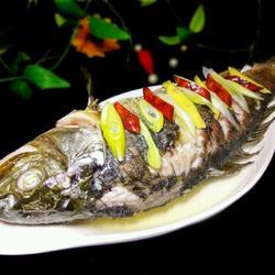 清蒸鲤鱼的做法[图]