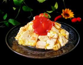 嫩豆腐鸡蛋[图]