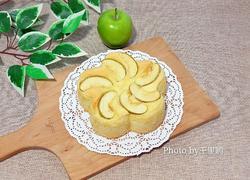青苹果戚风蛋糕