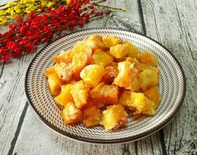 挂霜红薯[图]