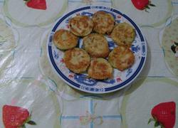 西葫芦黄金饼