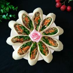干豆腐卷的做法[图]
