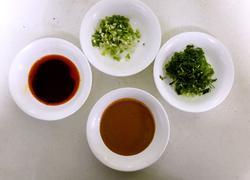 麻酱火锅蘸料