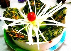 雪里蕻菜饼