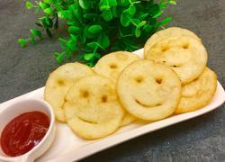 笑脸土豆饼