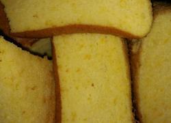 八寸南瓜戚风蛋糕