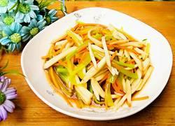 杏鲍菇三丝