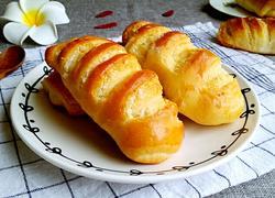 奶香椰蓉小面包
