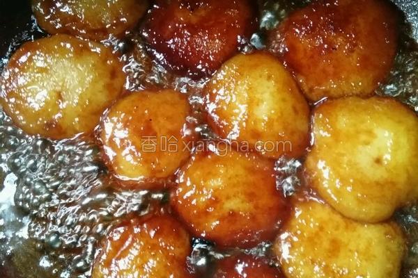 糯米饼 (糖粑粑 四川话)
