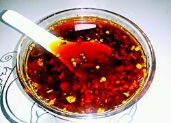 川式辣椒红油的制作方法