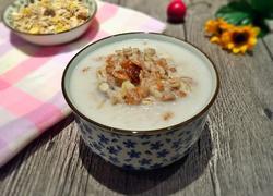 燕麦牛奶粥