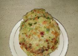什锦土豆饼
