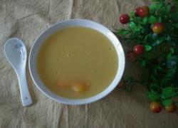 玉米面地瓜粥