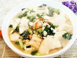 大蒜煎豆腐的做法[图]