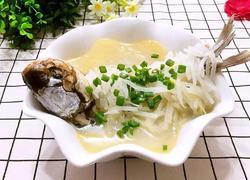 鲫鱼萝卜汤