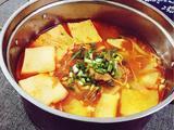 泡菜排骨锅的做法[图]