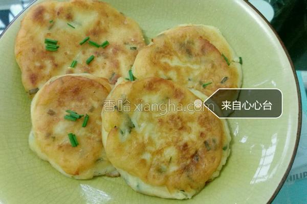 土豆饼简单做法