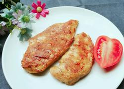 蚝油鸡胸肉