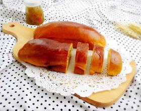 猕猴桃果酱面包