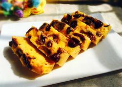 红枣核桃发糕