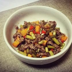 泡菜牛肉丝