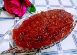 山楂果肉酱