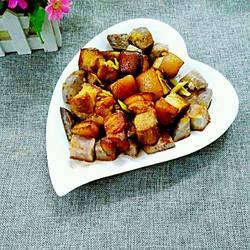 芋头蒸肉的做法[图]