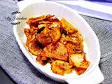 辣白菜土豆片的做法[图]