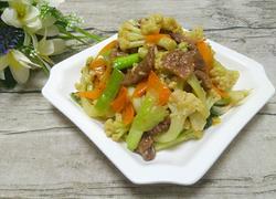 花椰菜炒牛肉