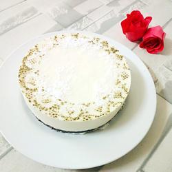 酸奶慕斯蛋糕
