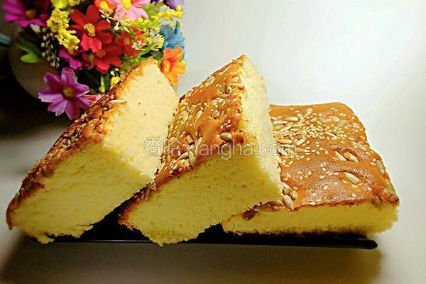 老式蜂蜜蛋糕