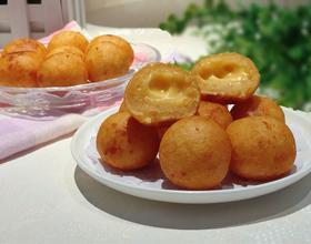 芝心红薯丸[图]